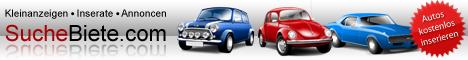 Kostenlos Autos inserieren